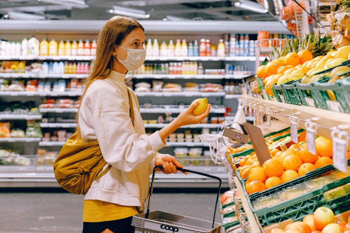 La inflación de febrero fue de 3,6%, y casi 41% en un año