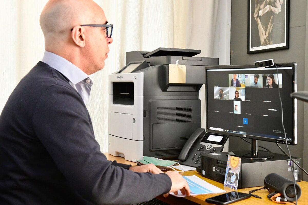 Provincia capacita contra grooming y estafas en entornos digitales