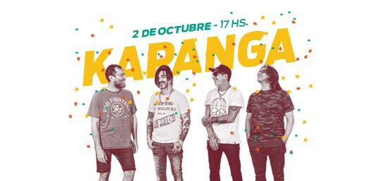 Kapanga cierra los festejos del 77° aniversario de Lanús