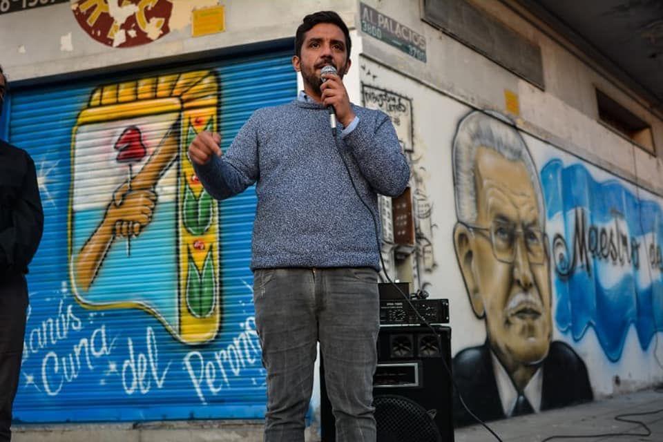 """Interna caliente: Balladares acusó a las otras listas de """"esconder y negar"""" al peronismo"""