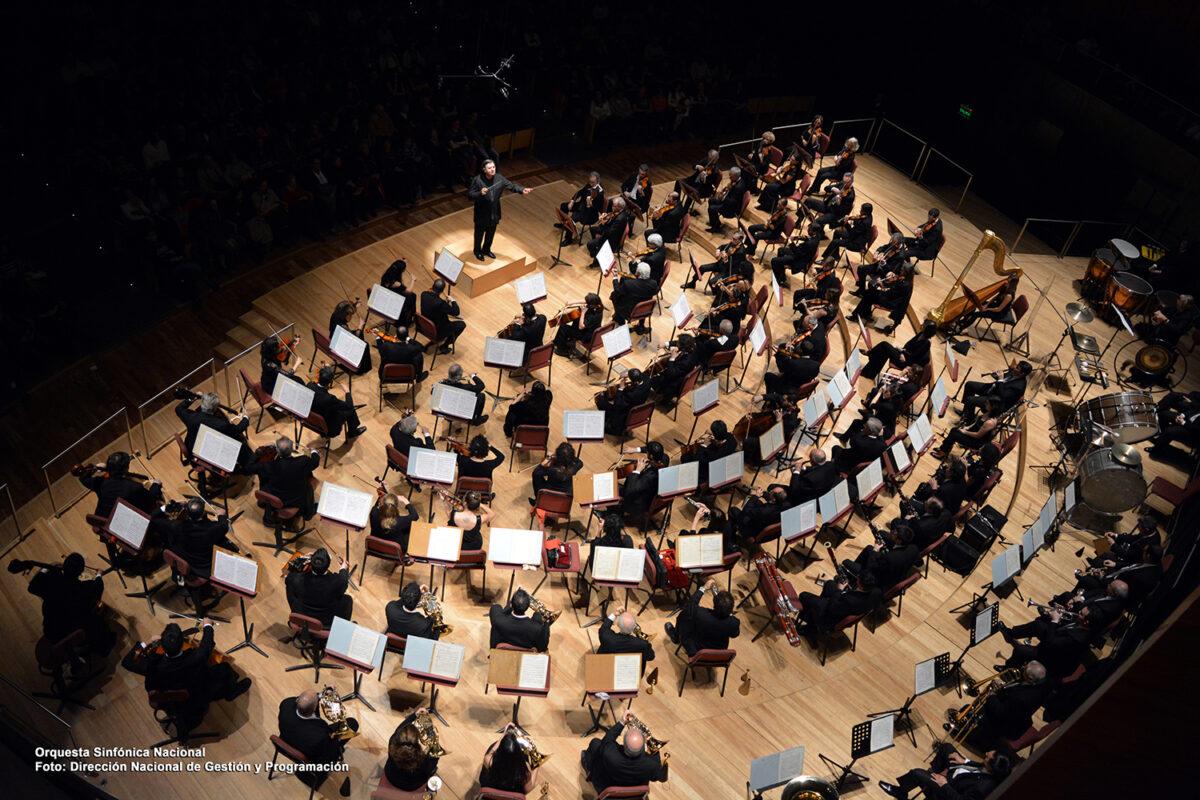 La Orquesta Sinfónica Nacional y Educación lanzan formación instrumental