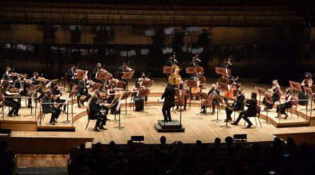 La Orquesta Sinfónica Nacional y su regreso triunfal en una noche memorable